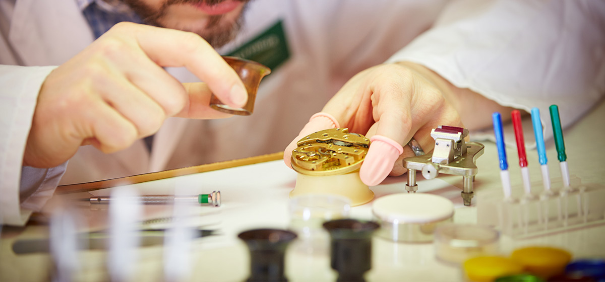 Uhren Reparatur Restauration Dresden